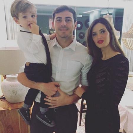 Feliz segundo cumpleaños para Martín Casillas Carbonero
