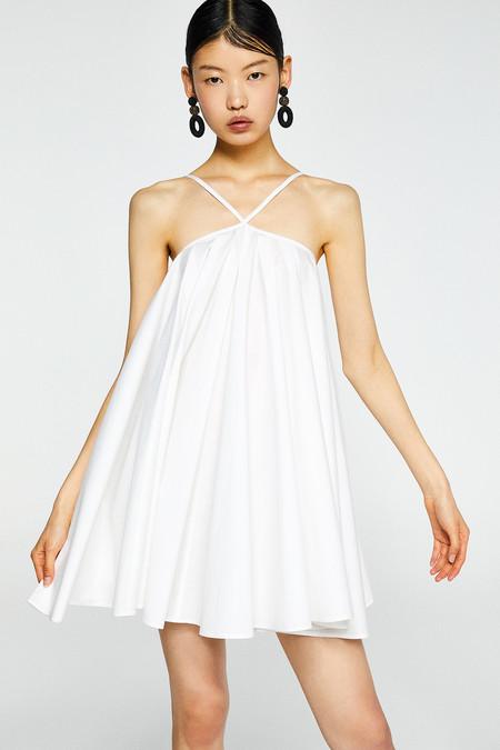Sfera Minivestido Blanco