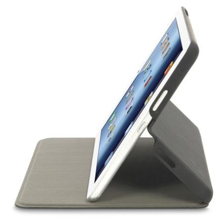 """Tucano Palmo, nuevas fundas """"tipo libro"""" para iPad y iPad mini funcionales y atractivas"""