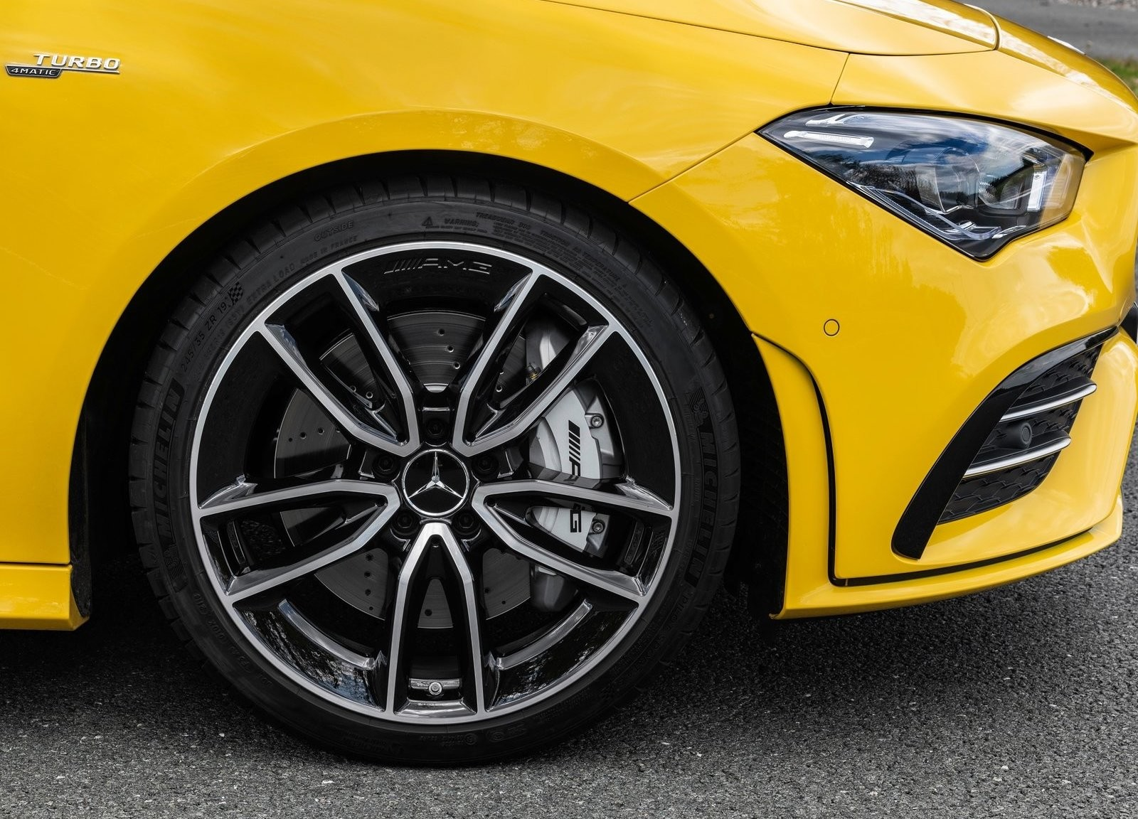 Foto de Mercedes-AMG CLA 35 Shooting Brake (15/15)