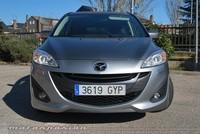 Mazda5, prueba (conducción y dinámica)