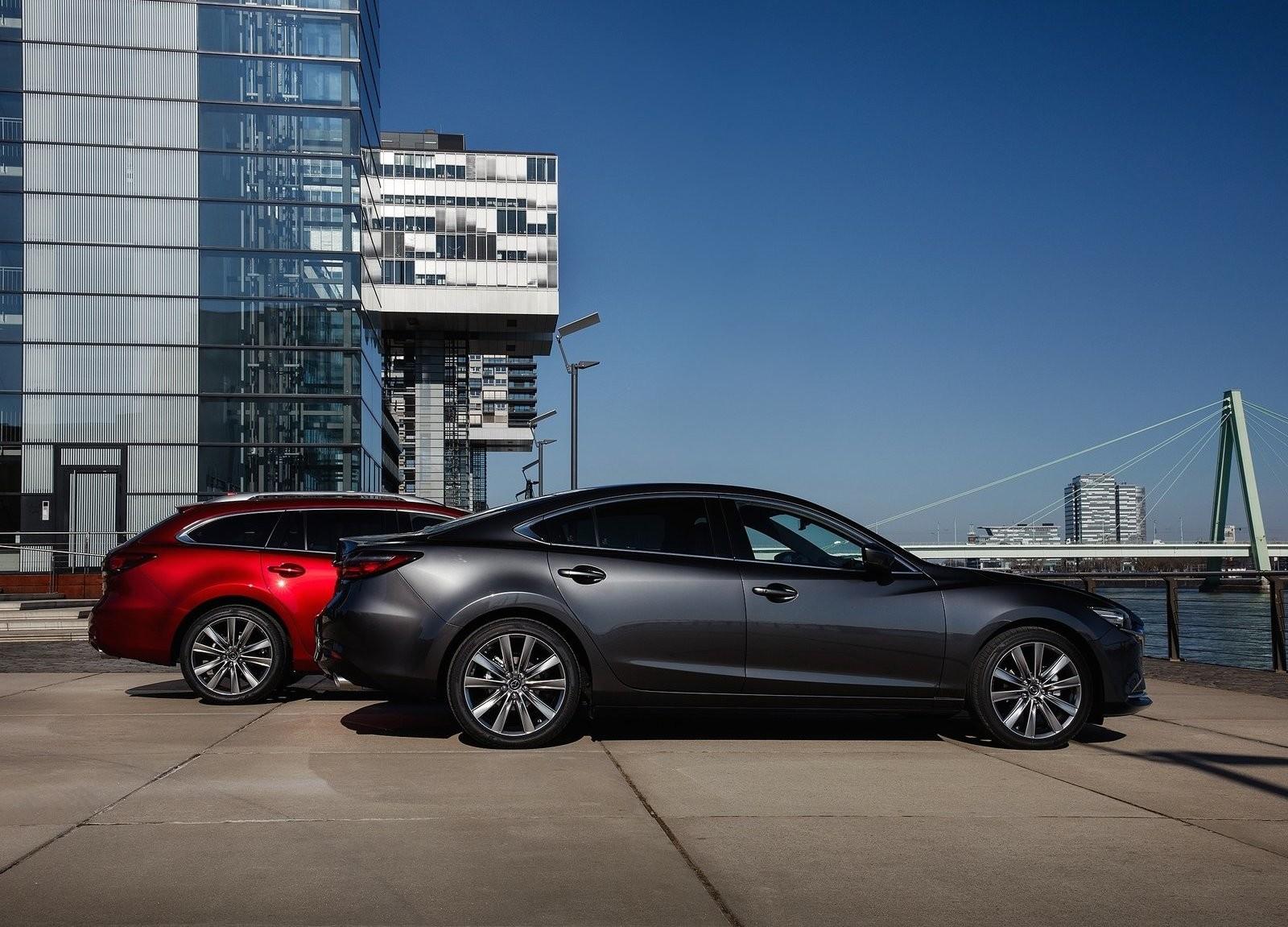 Foto de Mazda6 Wagon (7/19)