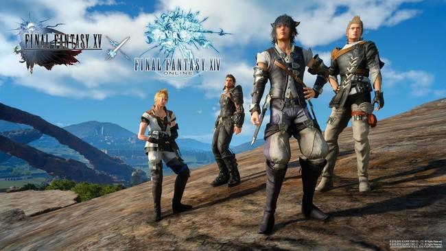 Final Fantasy XV suma una nueva colaboración con Final Fantasy XIV. Su multijugador Comrades ya se vende por separado