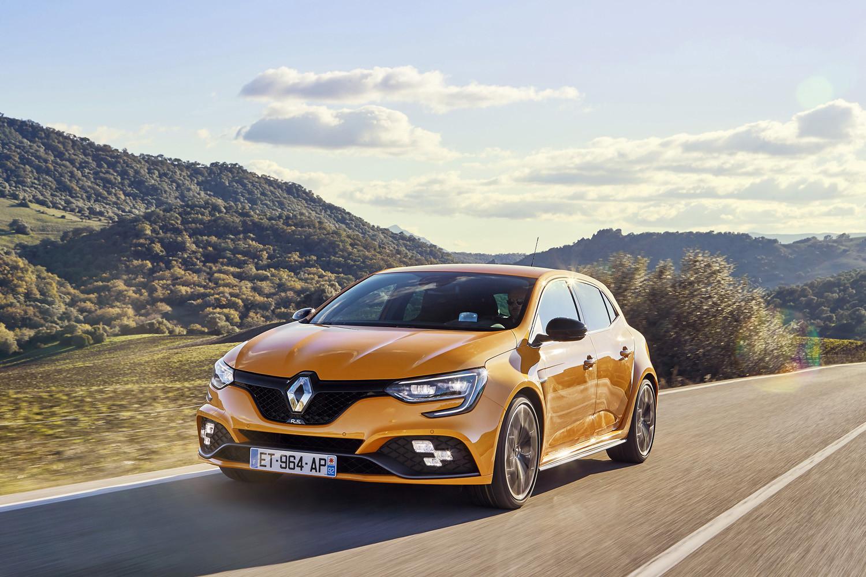 Foto de Renault Mégane R.S. 2018, toma de contacto (94/129)