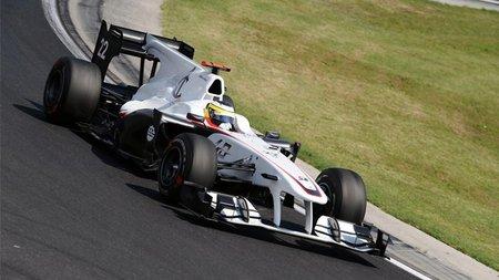 GP de Hungría de Fórmula 1: Pedro De la Rosa entra en la Q3 y saldrá desde la novena posición