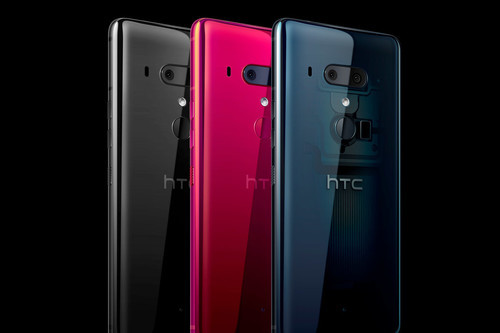 Del HTC U11+ al HTC U12+: todo lo que ha cambiado