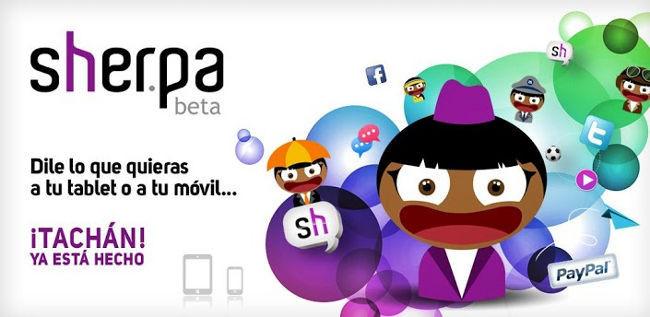 Sherpa, se actualiza a la versión 2.0