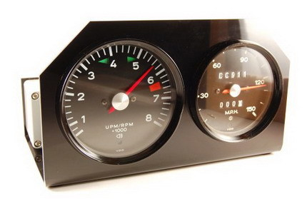 Reloj inspirado en el primer Porsche 911 Turbo