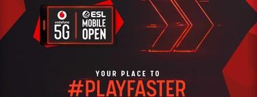 Vodafone y ESL lanzan el primer torneo de ESports móviles basado en la red 5G