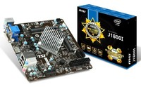 "MSI lanzará motherboard J1800I, Intel ""Bay Trail-D"" en mini-ITX"