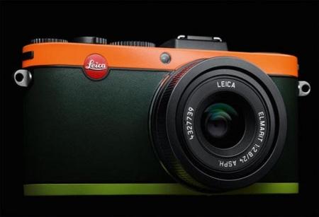 Leica X2 diseñada por Paul Smith