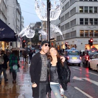 Sergio Ramos y Pilar Rubio a Londres y Bustamante y Paula Echvarría a Nueva York