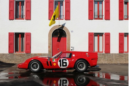 Ferrari 250 GTO Breadvan