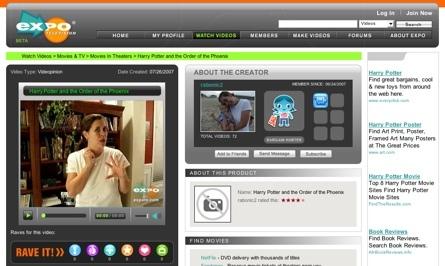 ExpoTV, ganando dinero con las videorevisiones