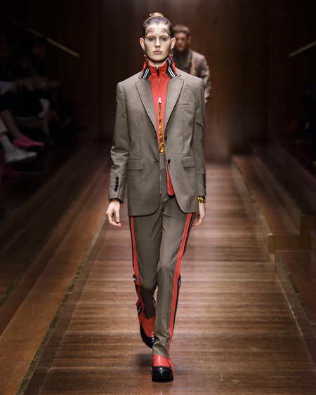 Burberry Autumn Winter 2019 Collection Look 29