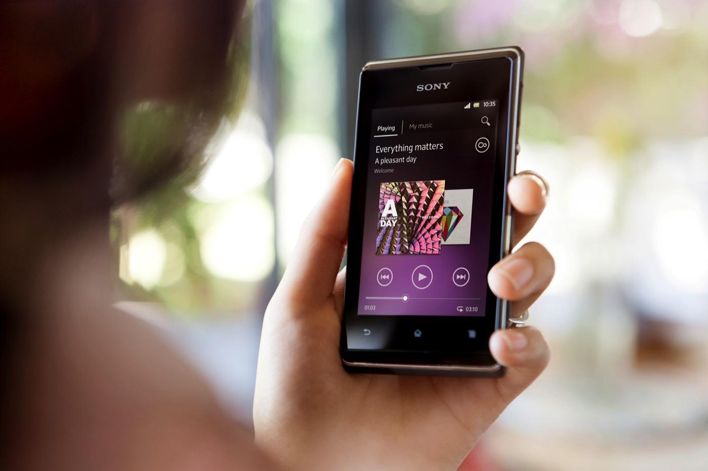 Foto de Sony Xperia E (11/15)