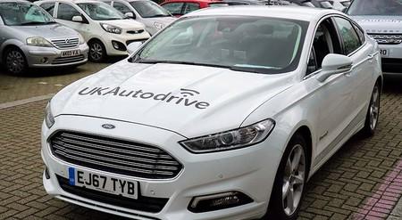 App Ford para encontrar estacionamiento