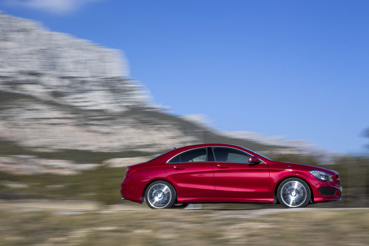 Foto de Mercedes-Benz Clase CLA (Saint-Tropez) (48/51)