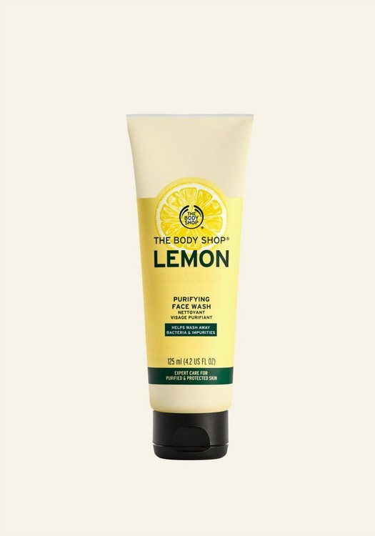 Jabón Facial Purificante de Limón