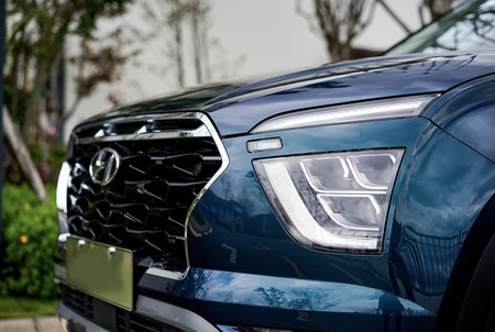 Hyundai Creta 2021 Mexico 8