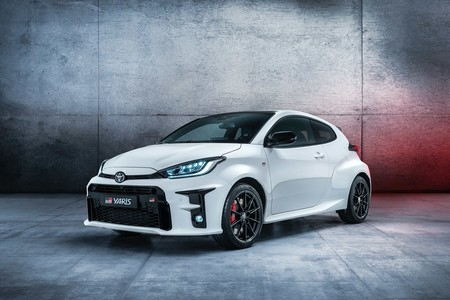 Toyota Gr Yaris 2020 Precio 002