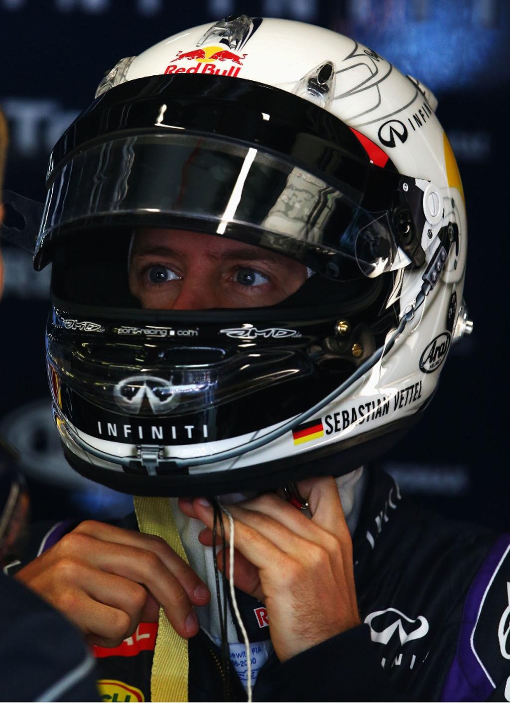 Foto de Sebastian Vettel - Red Bull Stratos (6/16)