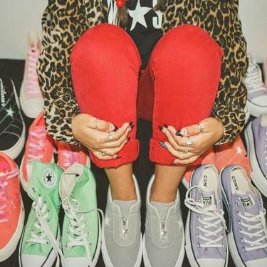 Podrías vestir todo el año con estas 17 zapatillas converse rebajadas