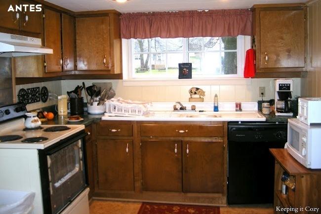 Decoraci n e interiorismo decoesfera p gina 475 - Como forrar muebles de cocina ...