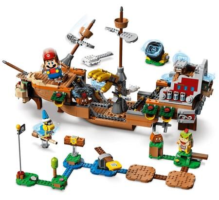 Nuevos sets de LEGO Super Mario en Amazon México