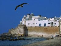 La costa de Essaouria en Marruecos. Tus fotos de viaje