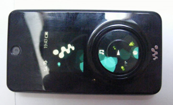 Foto de Sony Ericsson W707 Alicia (3/11)