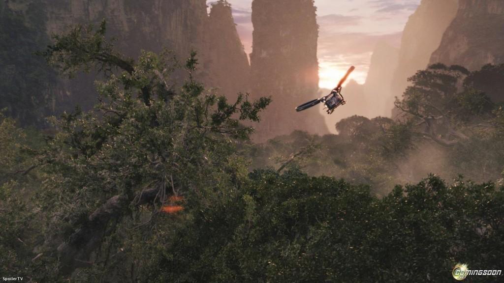 Foto de 'Avatar', más fotos de lo nuevo de James Cameron (6/8)