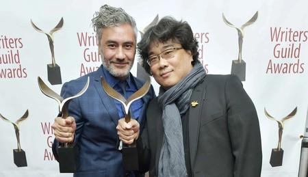 WGA 2020: 'Parásitos' y 'Jojo Rabbit' ganan los premios a los mejores guiones del año y escalan posiciones en la carrera por el Óscar