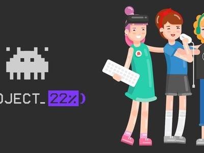 Nace el 22% Project para incentivar la participación de las mujeres en el desarrollo de videojuegos.