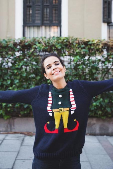 ¿Todavía no te has hecho con tu jersey navideño para Nochevieja? Este año recibir así el año es lo más cool