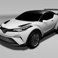 Este es el Toyota C-HR que se enfrentará al infierno verde en las 24 horas de Nürburgring