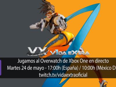 Jugamos a Overwatch a partir de las 17:00h (finalizado)