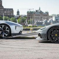 Algo gordo se prepara en Suecia: el Koenigsegg Gemera y el Polestar Precept posan juntos en unas enigmáticas fotos para soñar