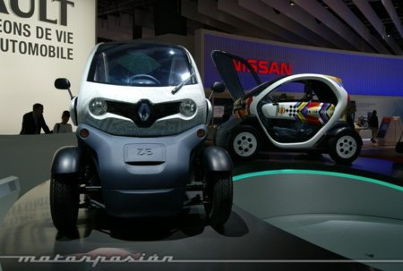 Renault Twizy, el coche eléctrico para la ciudad