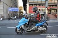 Llamada a revisión para las BMW C 600 Sport