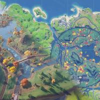 Fortnite se actualiza con un gran cambio en el mapa y la posibilidad de crear nuestro propio superhéroe Marvel