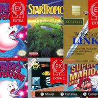 Kirby's Adventure EX y Zelda II EX se suman a los clásicos de NES de marzo en Nintendo Switch
