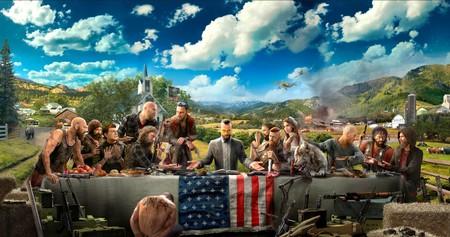 Aquí está el primer tráiler oficial de Far Cry 5: saldrá a la venta el 27 de febrero de 2018