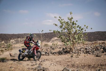 Ricky Brabec Honda Hrc Dakar 2021