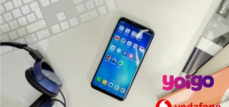 ¿Dónde comprar el LG V30 más barato? Comparativa precios a plazos con operadores móviles