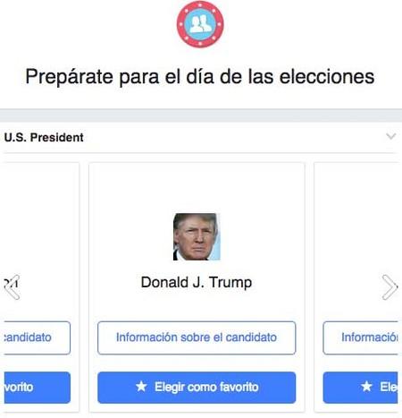 Elecciones Fb