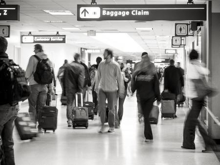 Programa SPOT: control de seguridad en aeropuertos de Estados Unidos