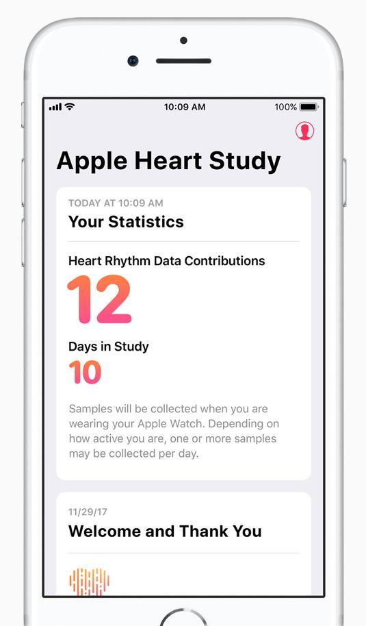 Apple Heart Study 2