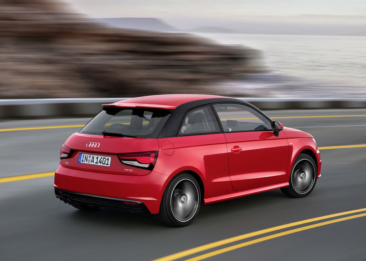 Foto de Audi A1 2015 (10/59)