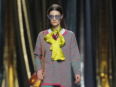 """Gucci también """"desfila"""" en la primera jornada de la pasarela madrileña"""